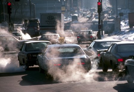 The Diesel Vehicle Ban